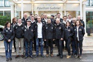 Dernier briefing en France dans Avant depart ecurieducoeur-equipe-300x201